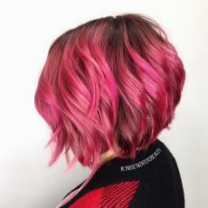 Fantasy Color and haircut