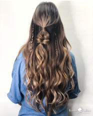Braided Style with 22inch Extensions